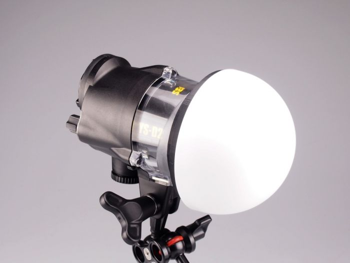 Dome Diffuser Pro for Sea&Sea YS-D2 / YS-D1 strobe